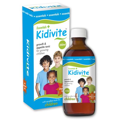 Kidivite Syrup - 200mls